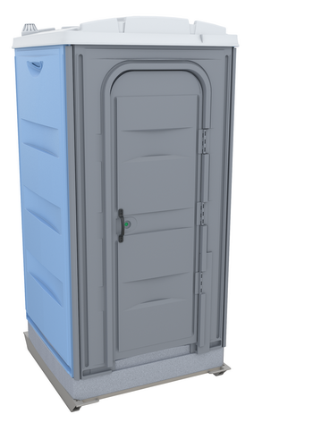 Alltoilets (WA) Merlin Executive Sewer Connect Portable Toilet